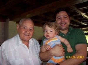 Conociendo a mi primer hijo, 2009