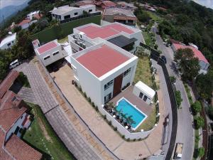 Presunta casa en que vivirá Mauricio Funes - Crédito Foto EDH